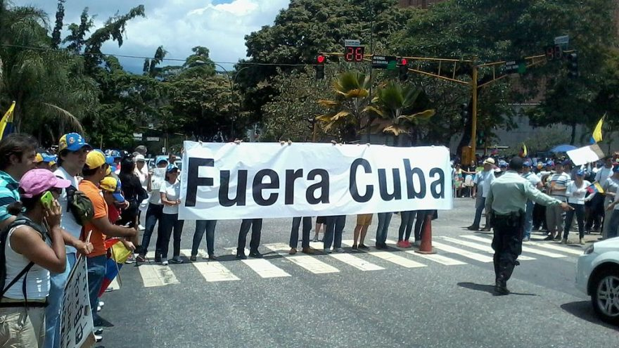 Cubans Take to the Streets in Protest