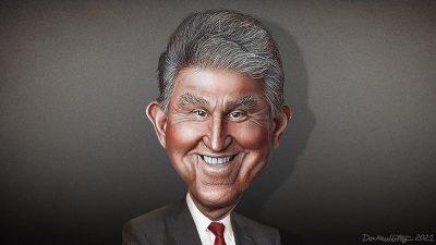 https://commons.wikimedia.org/wiki/File:Joe_Manchin_-_Caricature_(50822353757).jpg