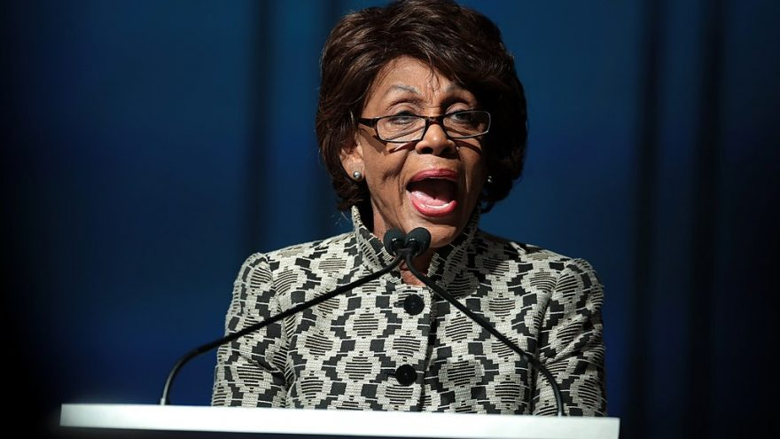 Maxine Waters Attacks Protestors, Says 'We Don't Want Business Opened Back Up'