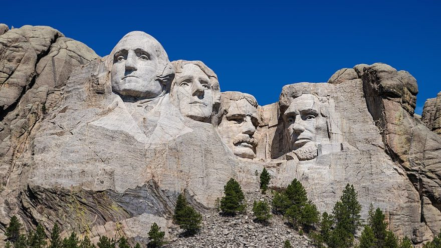 CNN Suddenly Changes Tune on Mount Rushmore