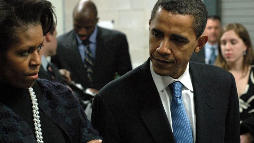 Michelle Obama Moves For VP Position