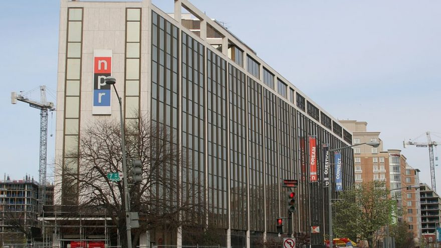 NPR at 50 Years: Still a Liberal Sandbox