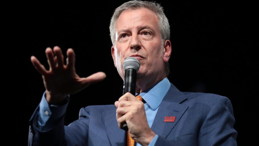 De Blasio: Don't Ask Positive Cases If They Were At BLM Protests