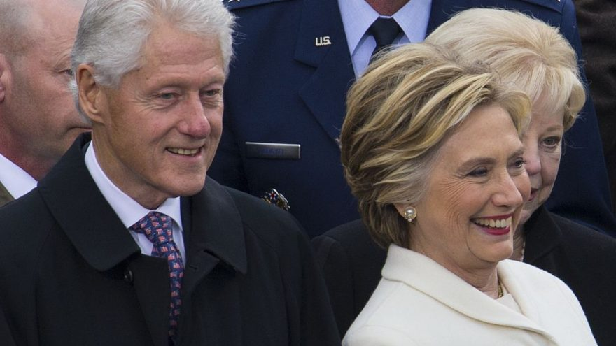 OMG: Bill Clinton, Senators, Governors, Princes at Epstein's Island: Unsealed Documents