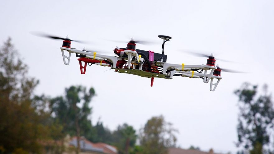 Are Police Drones Spying…For China?