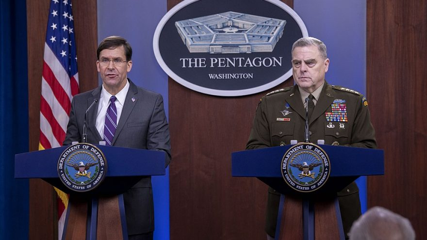 New Book Reveals Joint Chief of Staff's Treasonous Actions
