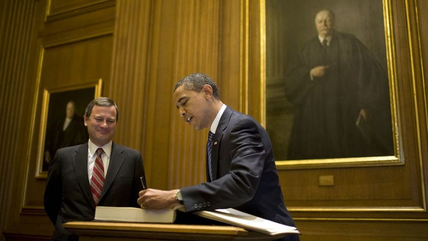 Chief Justice Roberts Likely to Decide the 2020 Election